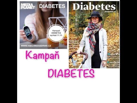 Doporučené produkty v seznamu diabetes