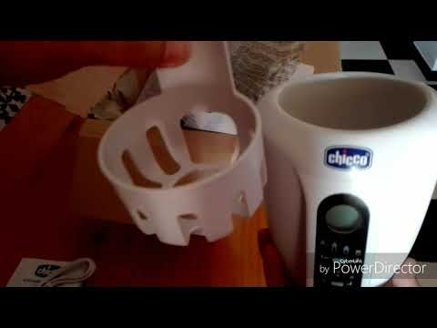 UNBOXING Y REVISION DE CALIENTA BIBERONES CHICCO DIGITAL
