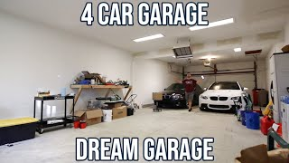 I Bought A House With My DREAM GARAGE!