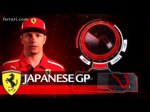 Japanese Grand Prix Preview – Scuderia Ferrari 2018