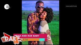 Baha of Machachari working Akothee's daughter Rue Baby in new movie