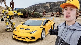 Road Trip in My 1000HP WideBody Lamborghini! (NOT WHAT I EXPECTED)