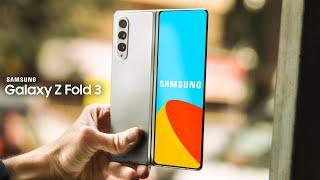 Samsung Galaxy Z Fold 3 - OMG They Actually Did it