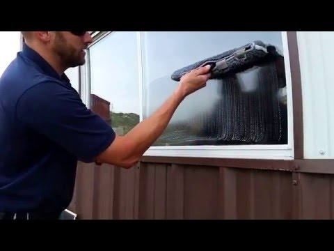 5 STEPS of WINDOW CLEANING - C & C Employee Training ...