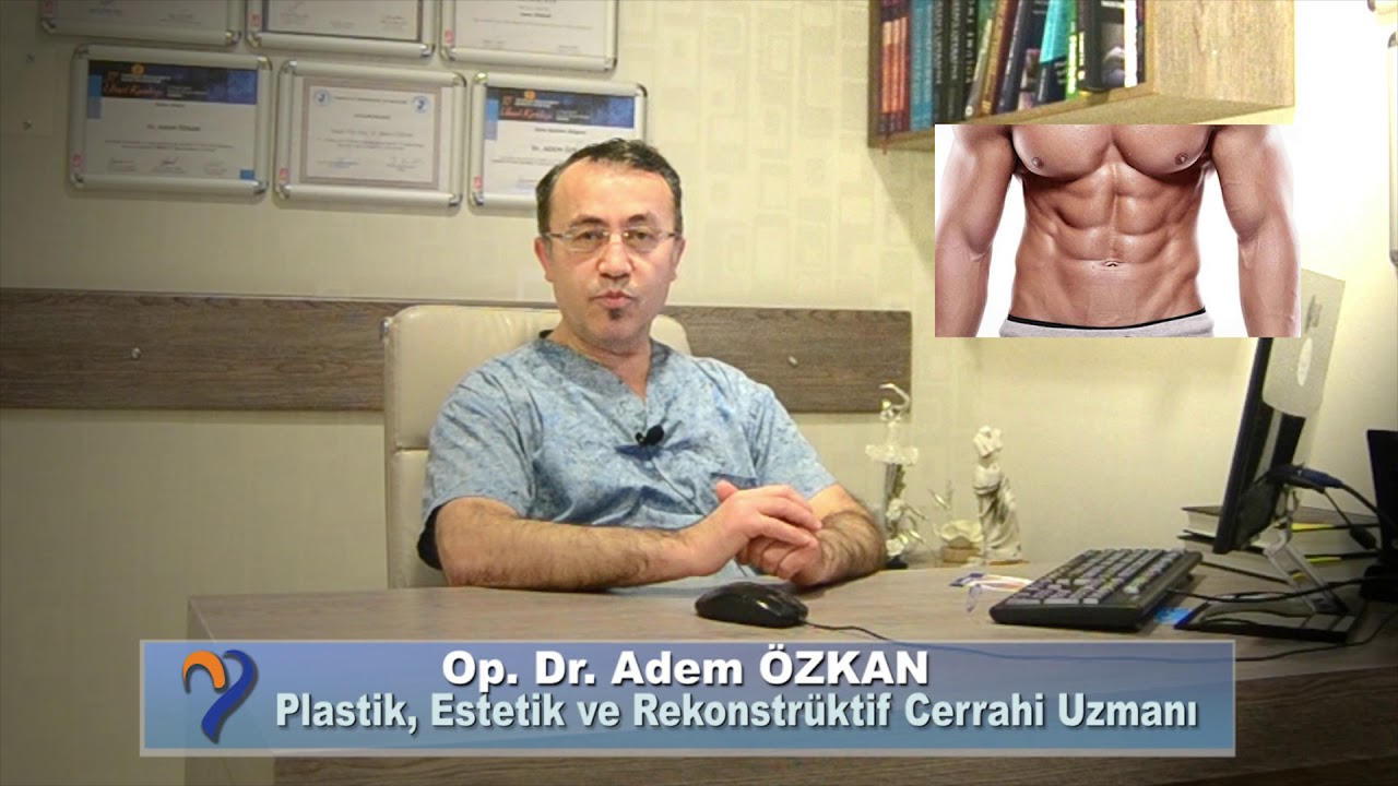Op. Dr. Adem Özkan - Vaser Liposuction