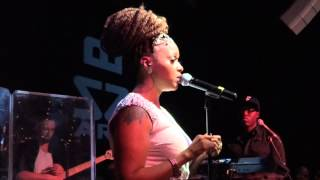 Chrisette Michele - Together & Tribute to Billie Holiday {Live@ Bizz'Art, Paris, 2014-12-08}