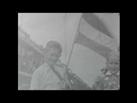 Dolle Dinsdag: vlaggen uit en feest op straat
