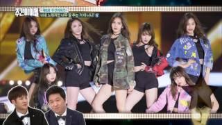 Got7 Jackson And Twice Dahyun Shook By IOI Somi