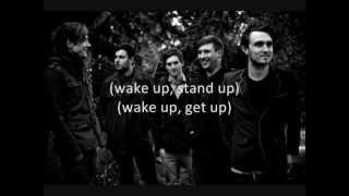 Mallory Knox - Wake Up (Lyrics)