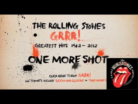 One More Shot (Song) by The Rolling Stones