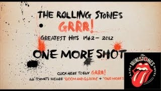 The Rolling Stones - One More Shot - OFFICIAL Audio Video