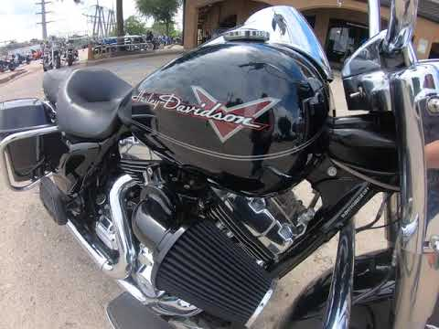 2012 Harley-Davidson<sup>®</sup> Road King<sup>®</sup> FLHR