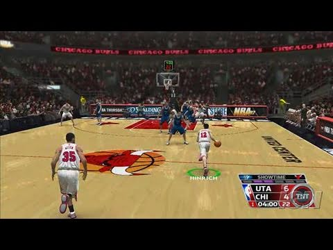 NBA '07 PlayStation 3 Review - Video Review