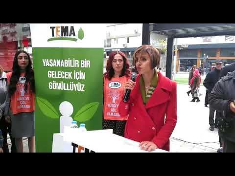TEMA Antalya ofisi açıldı