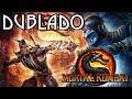 Mortal Kombat 2011 Filme Dublado A Hist ria Do In cio A