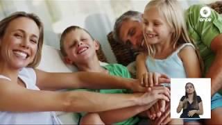 Diálogos en confianza (Familia) - La familia del niño con autismo