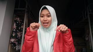 preview picture of video '#firstvlog MY MORNING ROUTINE (China gabut) '