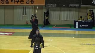 제30회 회장기 전국 중.고등학교 검도대회 결과
