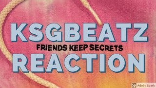 Gambar cover benny blanco - FRIENDS KEEP SECRETS Album Reaction/Review
