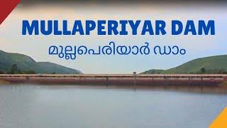 Mullaperiyar Dam in Idukki