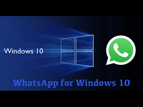 How To Install WhatsApp For Windows 10 Mp3