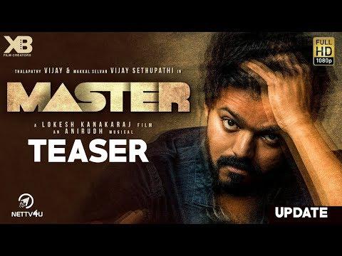 Master Teaser Update | Vijay | VJS | Andrea | Loke..