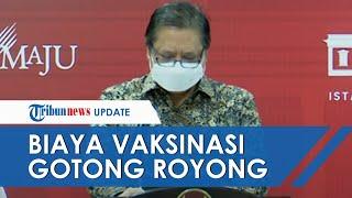Resmi, Pemerintah Tetapkan Biaya Vaksinasi Gotong Royong Rp500 Ribu bagi Pekerja Swasta