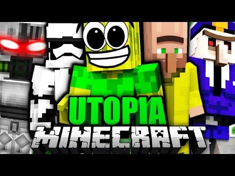Download Best Of Chaosflo Minecraft UTOPIA NaijaClan - Minecraft utopia spielen