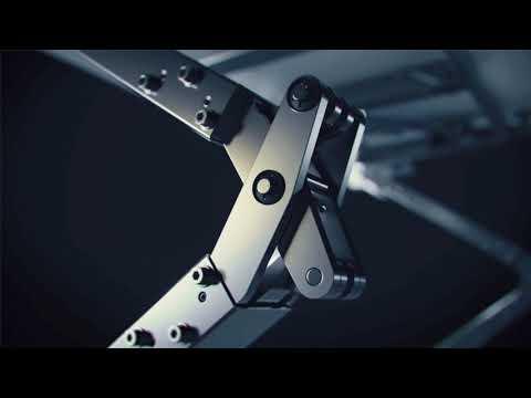Robotwerkplek combineert bureau met tablet