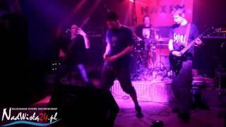 10.12.2010 Koncert Dormant Ordeal, Embrional i Christ Agony. Maxim Tarnobrzeg