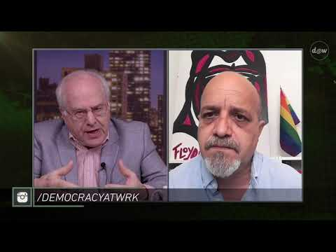 Rising progressive forces in Puerto Rico & the US - Senator Rafael Bernabe & Richard Wolff