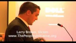 Maine Hearings, Larry Brown, Victim.mov
