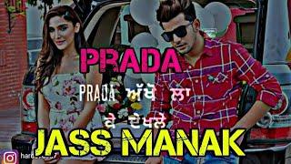 Prada song whatsapp status