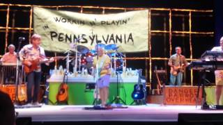 Jimmy Buffett - Rag Top Day - Opening Song - Pittsburgh