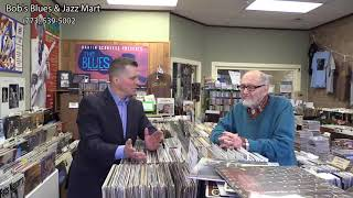 Around Town -  Bob's Blues & Jazz Mart - Holiday Jazz Shopping
