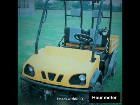 Hour meter for Farm Machinery Maintenance Schedule