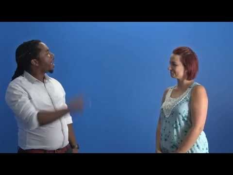 South African Sign Language Online Training Lesson 1 - YouTube