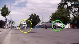 Пешеход и водитель: «Кто кому уступит?» (ПДД РФ, РК и КР)