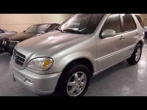 2002 Mercedes-Benz ML500 4dr AWD 5.0L SOLD (#2400) Plymouth, MI