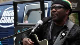 Toots & The Maytals perform 'Hard to Handle' exclusively for OFF GUARD GIGS in Oxford, 2012