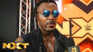 """Isaiah """"Swerve"""" Scott tells you what to expect from his NXT debut: NXT Exclusive, July 3, 2019"""