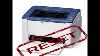 Fix firmware reset Xerox Phaser 3020 resoftare  / resetare chip 106R02773 / 106R3048