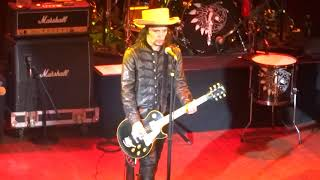 Adam Ant - Desperate But Not Serious - Cleveland - 9/16/17