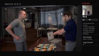 (PS4) NBA 2K18 Gameplay : Part 1