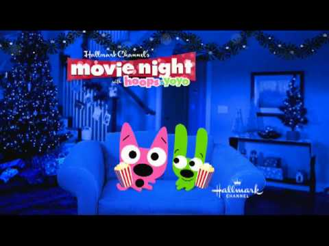 EXCLUSIVE - Movie Night with hoops&yoyo -The Most Wonderful Time of the Year - Promo