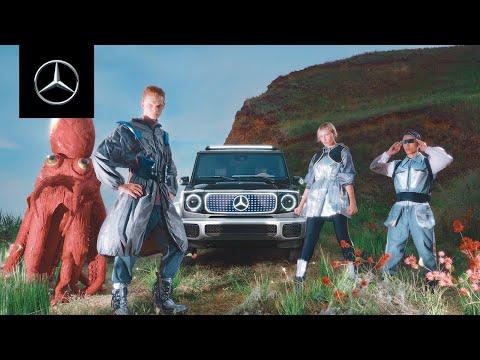 Musique publicité Mercedes Benz Concept EQG – La Classe G deviendra pub électrique 2021   Juillet 2021