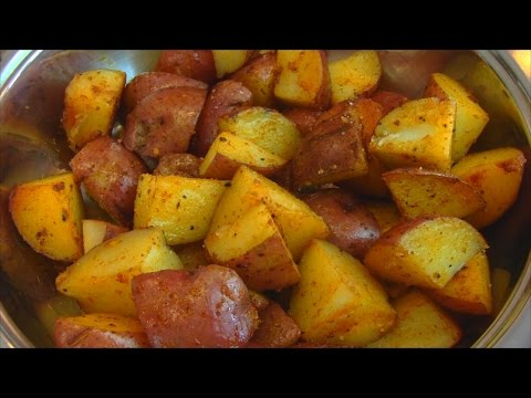 Betty's Roasted Red Potatoes with Smoked Paprika