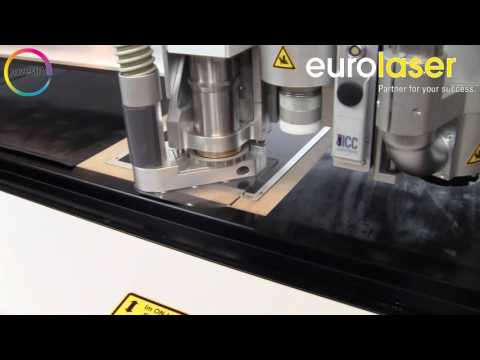 Makrofol® | Laser cutting test