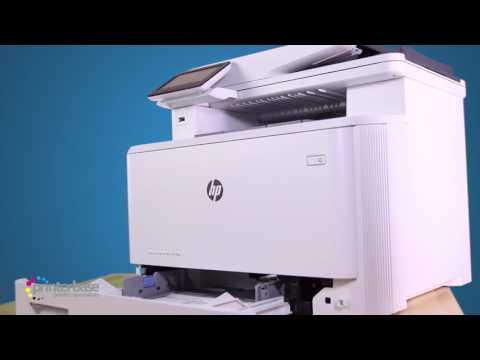 HP LaserJet Pro M477FDW Colour Multifunction Laser Printer Review