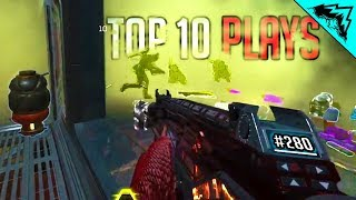 MOST TOXIC PLAY - Top 10 Apex Legends Plays